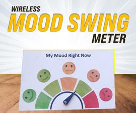 Wireless Mood Meter