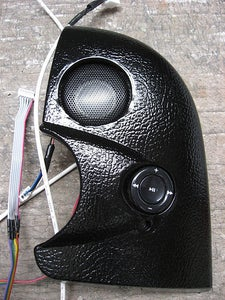 Mod the Right Knee Pad