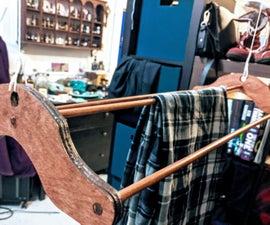 DIY Sheila Maid Clothes Drying Rack