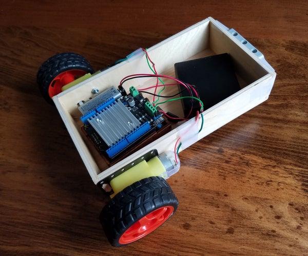 Arduino101rover