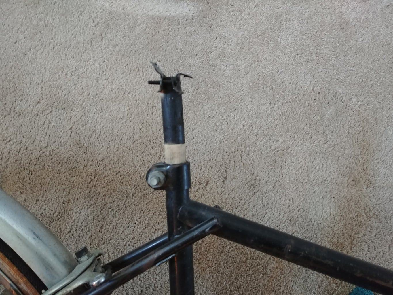 Mounts for the Bike