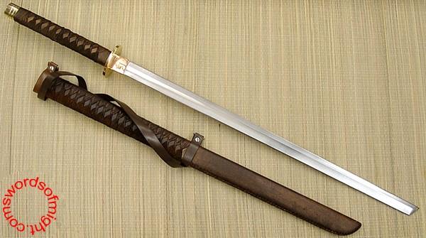 How to make a pocket sized ninja sword. (ninja pocketknife).