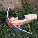 Mini PVC Crossbow
