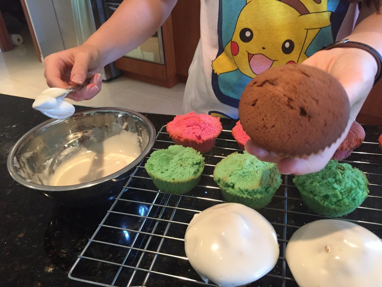 Make the Basic Icing