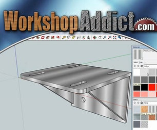 How to Use Sketchup --- Tutorial #7