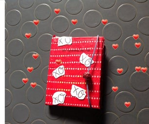 Valentines Diary Gift for Friends!