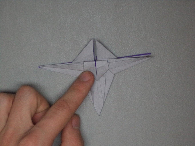 Orientate the Starfighter