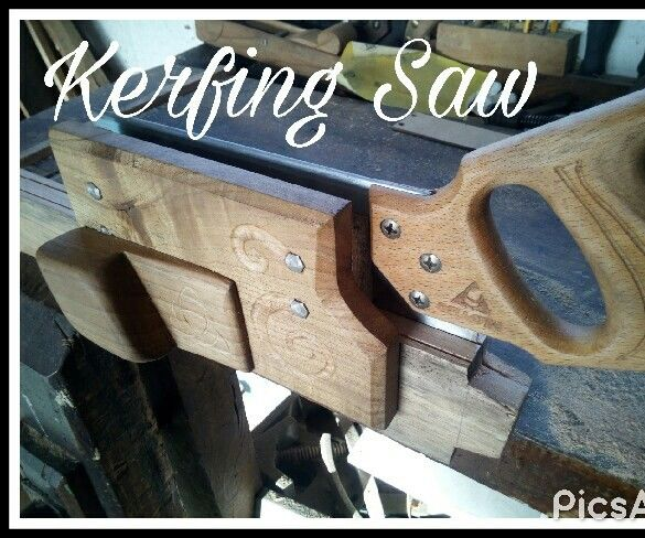 Kerfing Saw, How to Make