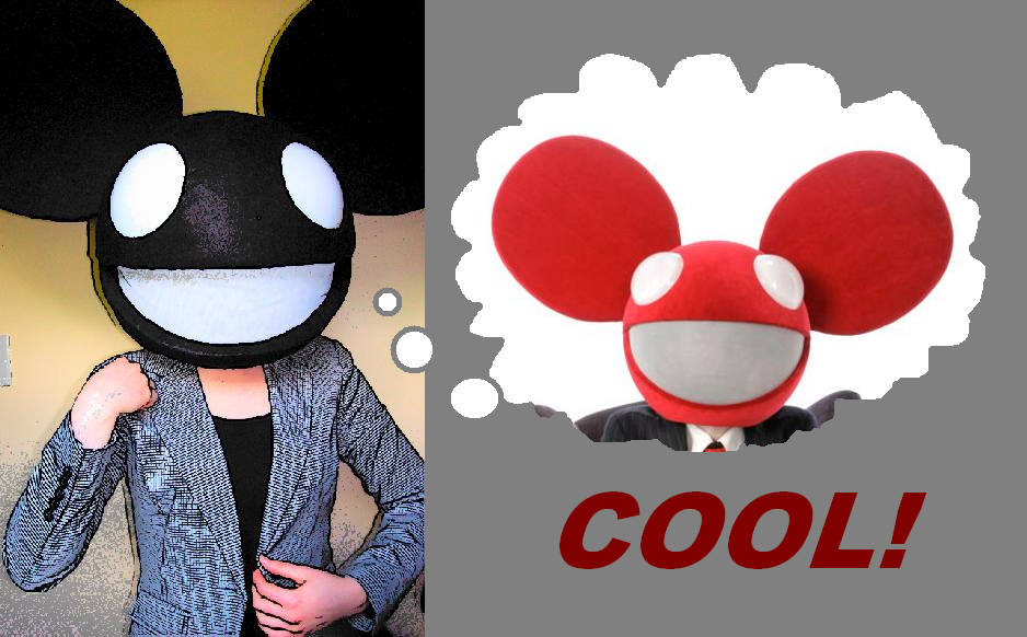 Make Your Own Deadmau5 Head