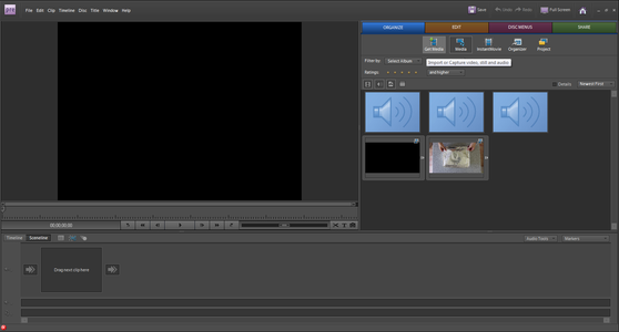 Getting Your Video Into Premiere