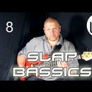 Slap Bassics by Scott Whitley Lesson 8 - Intro Slap Bassline Pt 3