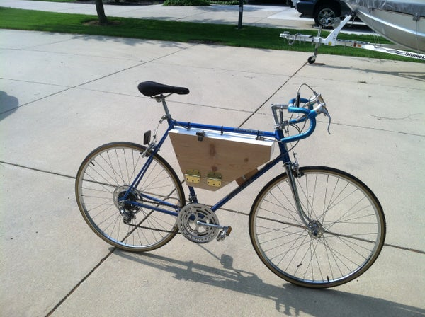 Bike Picnic Box