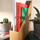 Cardboard File Holder