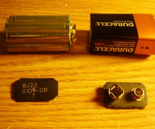 Free Nine Volt Battery Clips and Small Enclosures