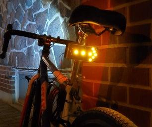 建立一个简单的自行车转向信号