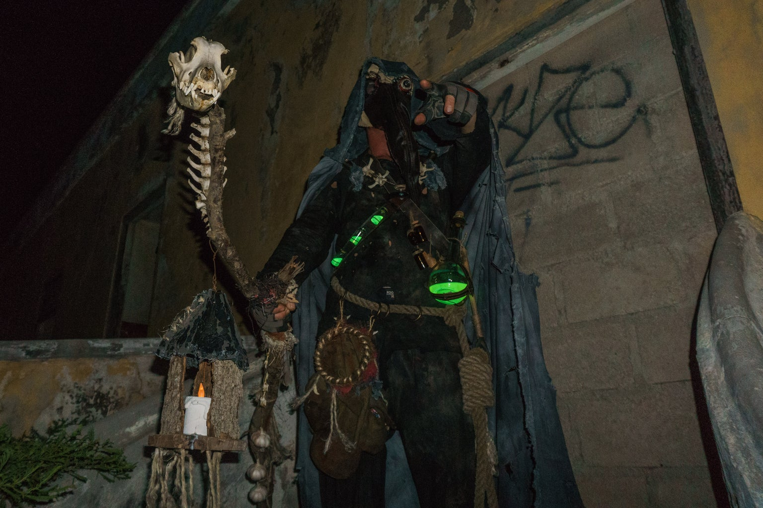 Death Doctor of Plague