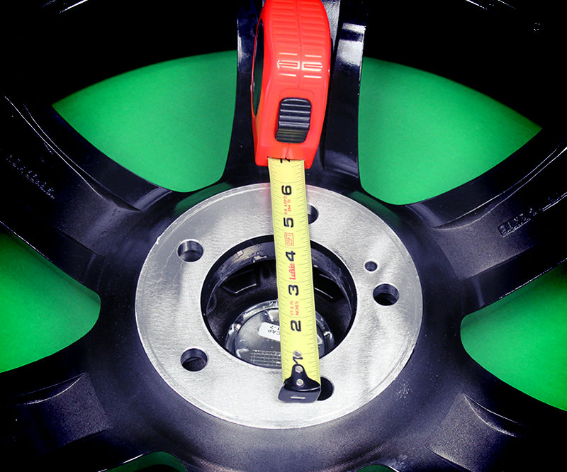 How to Measure Wheel Bolt Pattern