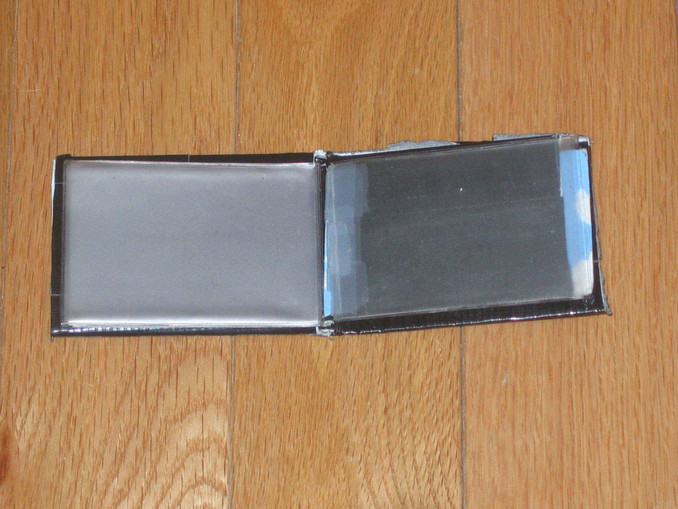 Improved Paper Duct Tape Wallet