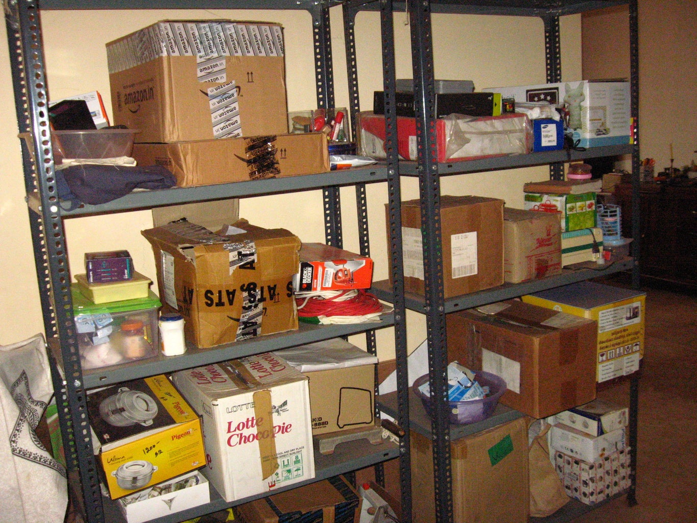 Home Improvement: Make Storage Racks for Tools and Accessories