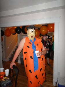 Fred Flintstone Costume