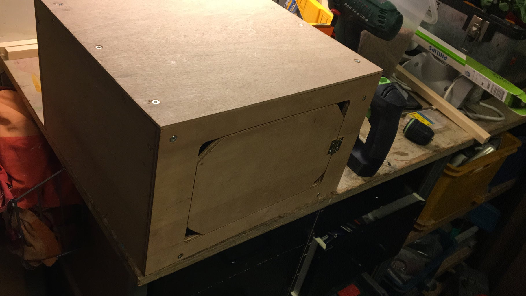 Building the Box