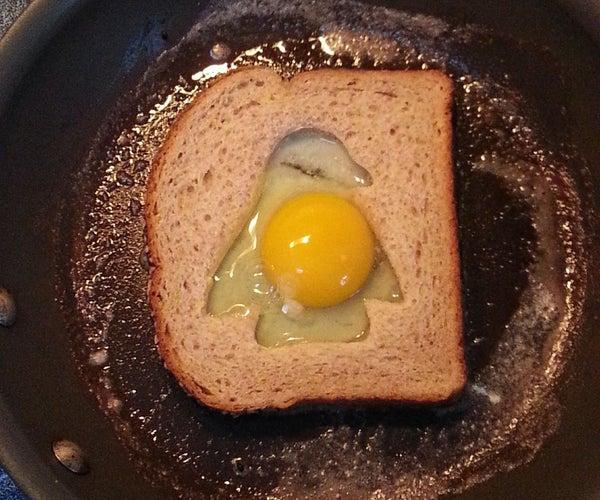 Eggs in a Window