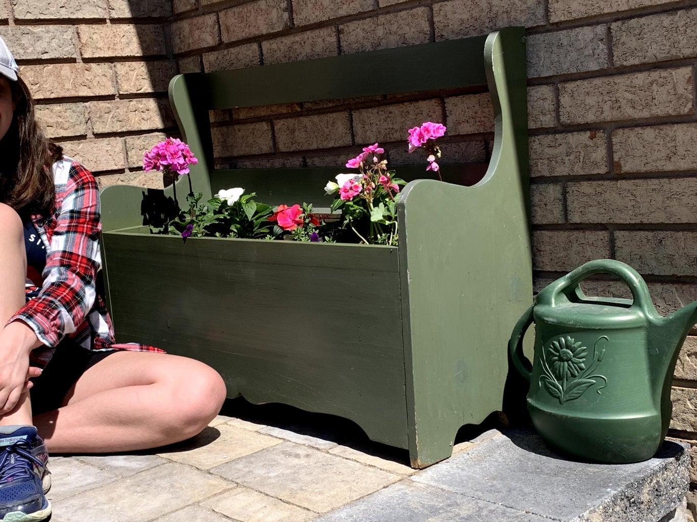 Making It a Planter