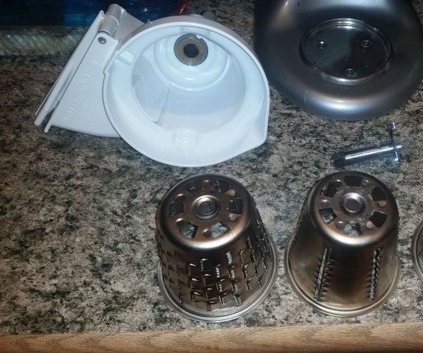 Kitchen Aid Slicer Attachment