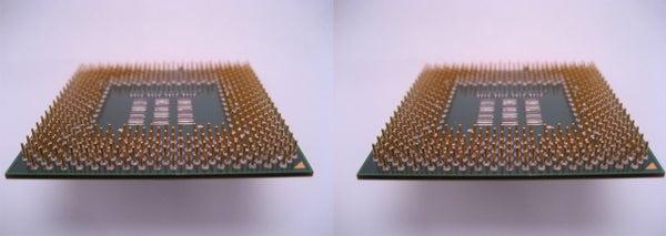 Stereoscopic AMD CPU