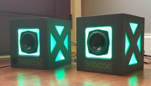 How to Build Custom Xbox Glow Speakers
