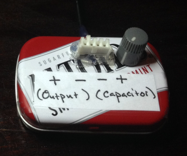 555 50% Duty Cycle Variable Squarewave Generator