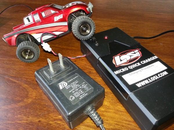 Losi Remote Control Car Quick Charger Hack