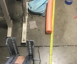 Metal Leg Part 1: Framework