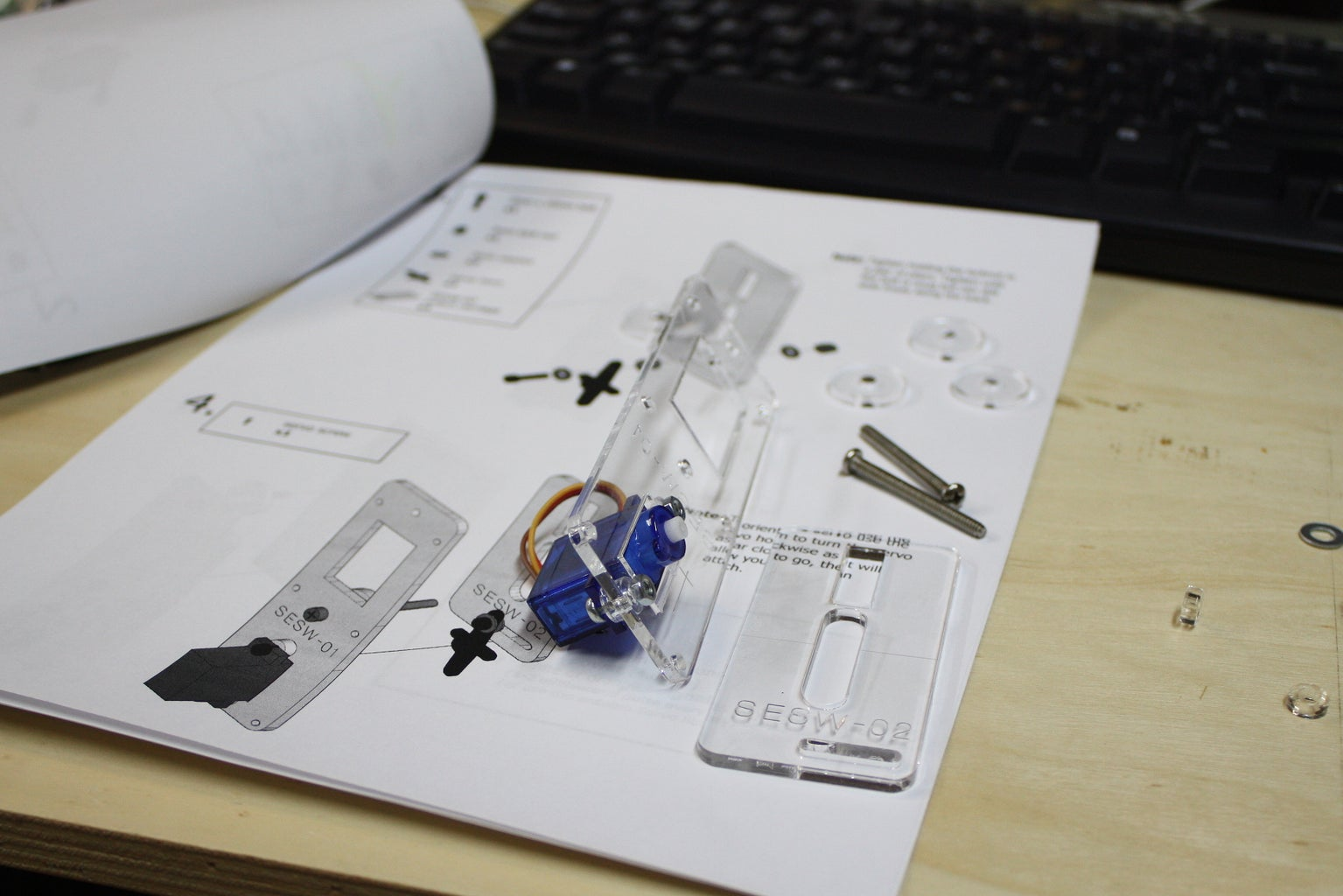 Assembly & Wiring