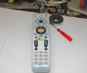 How to Clean Slow T-v Remote