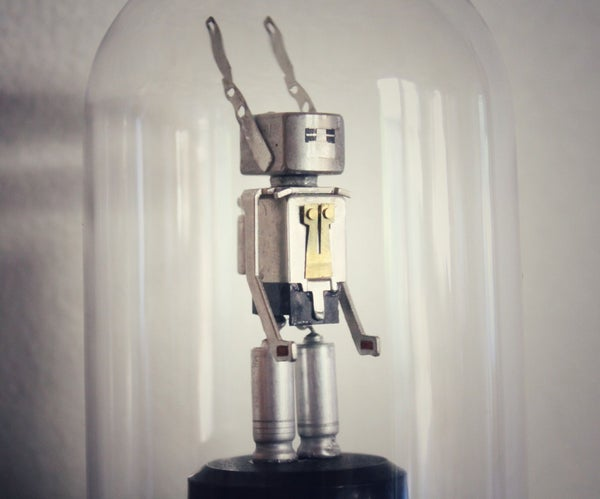 Micro Junkbot Display