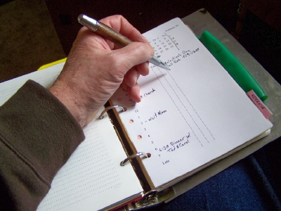 Make Your Own Planner Pages