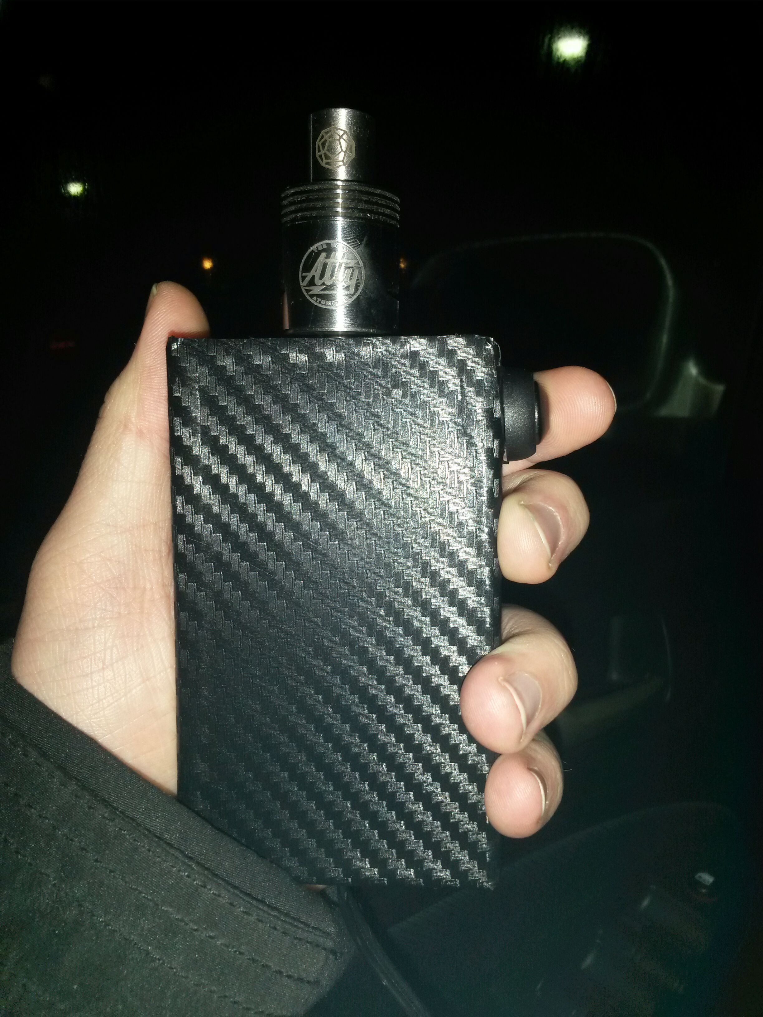 DIY 12V Car E-Cig / Box Mod V.2 with variable voltage