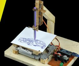How to Make Mini CNC Machine at Home