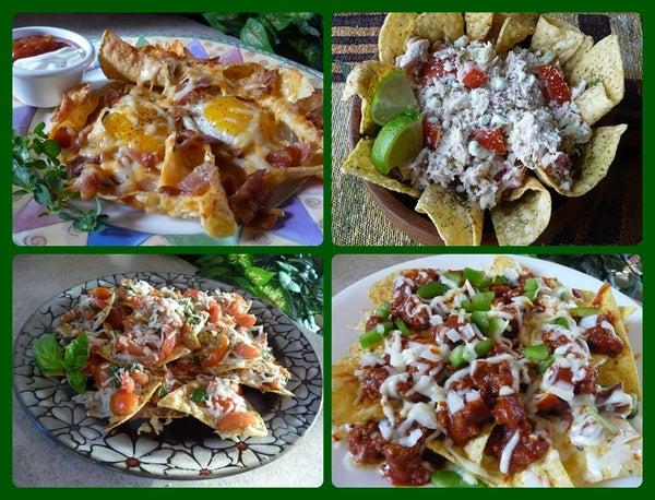 Nachos~ the Incredible Edible Family Meal