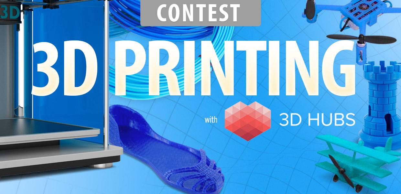3D Printing Contest 2016
