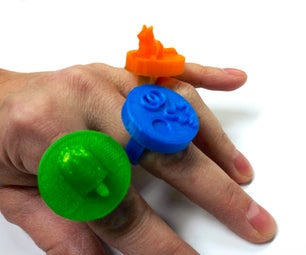 Snappy Rings