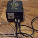 Power Supply for Etching with Salt Water