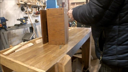 Take the Cabinet Apart