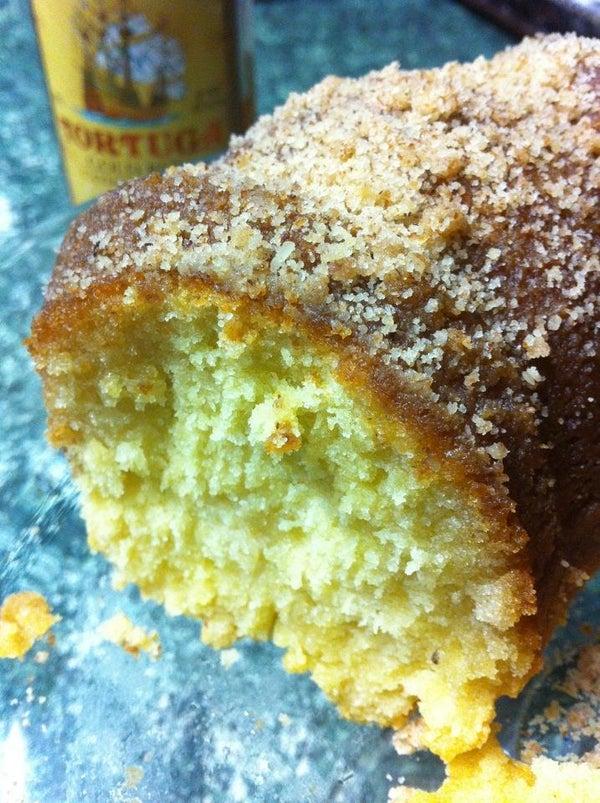 How to Make a Tortuga Rum Cake