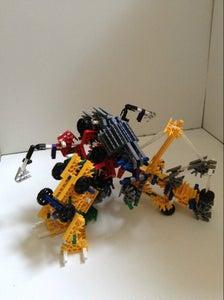 K'nex Transformer Mini Devastator