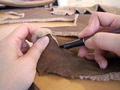 Cutting the Shearling