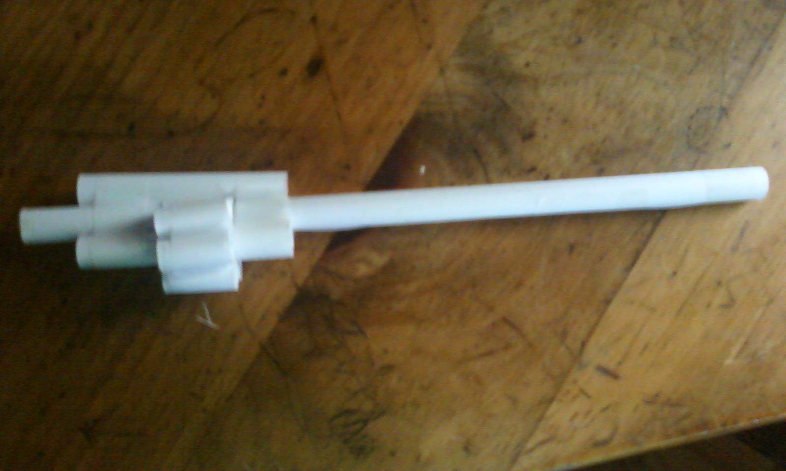Easy Marshmallow Shooter 2