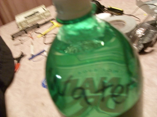 Prank Your Friends? With a Water Bottle?
