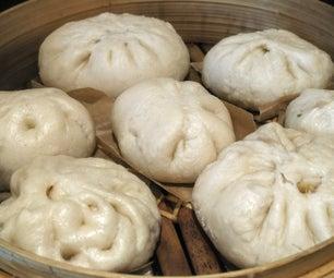 Baozi - Steamed Buns
